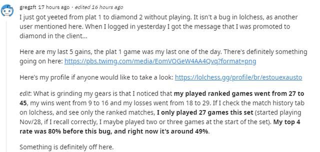Ma thuật của Riot - Game thủ nhận free hàng trăm điểm rank Đấu Trường Chân Lý dù không chơi 1 ván - Ảnh 4.