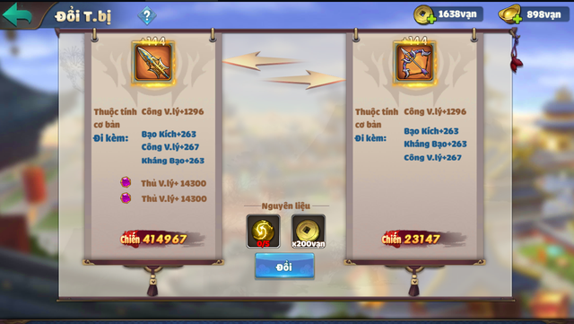 Hỗ trợ người chơi tới bến, Thiên Thiên Tam Quốc là tựa game đáng chơi nhất 2020 cho 500 anh em công sở! - Ảnh 6.