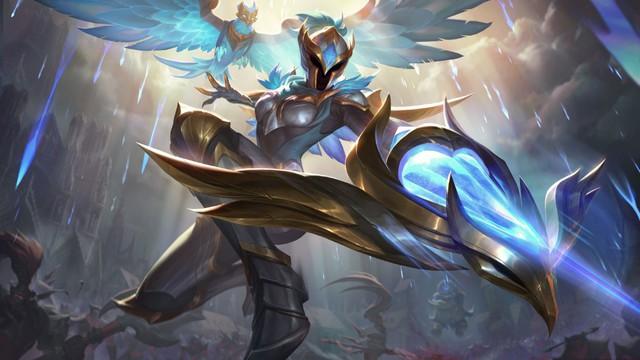 LMHT: Kalista và Quinn được xác nhận sẽ có skin mới, hội con ghẻ của Riot chỉ còn mỗi Shyvana - Ảnh 23.