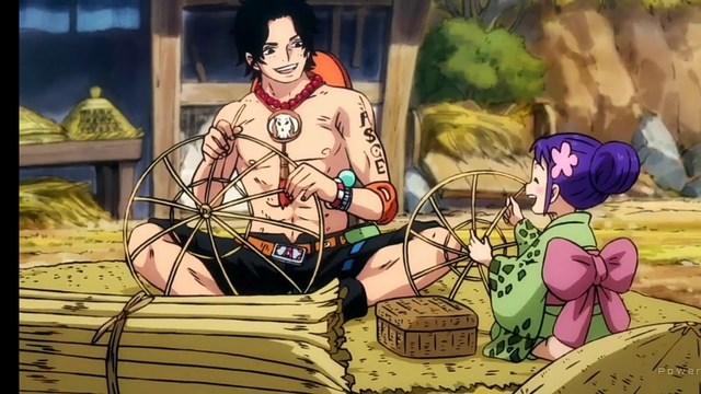 Ace có thể đã vì Otama mà muốn giết Kaido