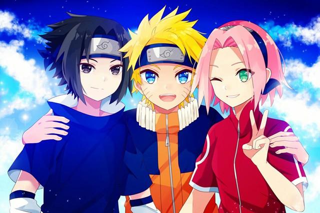 4 bộ ba đặc biệt trong làng anime shounen, nhắc đến tên hiếm fan nào không biết - Ảnh 1.