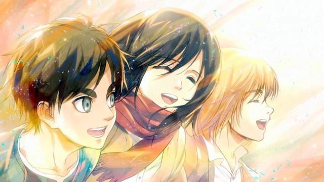 4 bộ ba đặc biệt trong làng anime shounen, nhắc đến tên hiếm fan nào không biết - Ảnh 2.