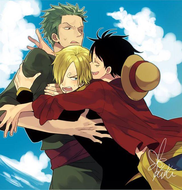 4 bộ ba đặc biệt trong làng anime shounen, nhắc đến tên hiếm fan nào không biết - Ảnh 4.