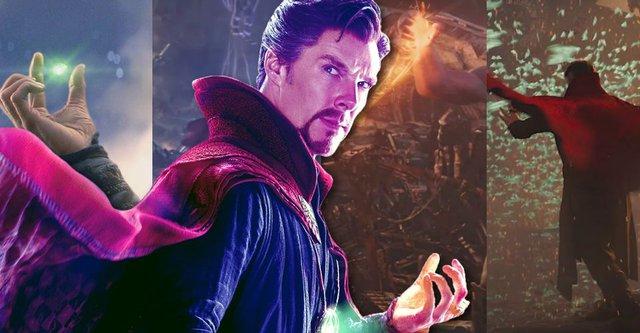 Điểm nhanh các ma pháp và thần chú mà Doctor Strange đã sử dụng trong Vũ trụ Điện ảnh Marvel - Ảnh 1.