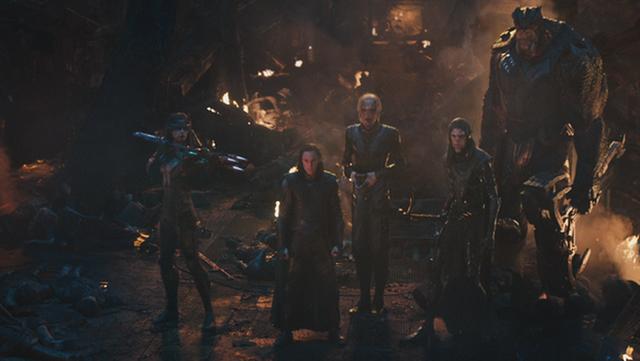 Nếu Marvel Studios không bỏ quên thành viên thứ 5 của Black Order, Thanos có lẽ đã đánh bại Avengers trong 1 nốt nhạc rồi - Ảnh 1.