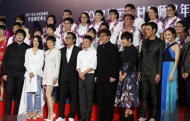 Được cả showbiz Hoa ngữ kính nể, Jack Ma vẫn bị vị đại ca khét tiếng này buông lời phũ phàng - Ảnh 1.