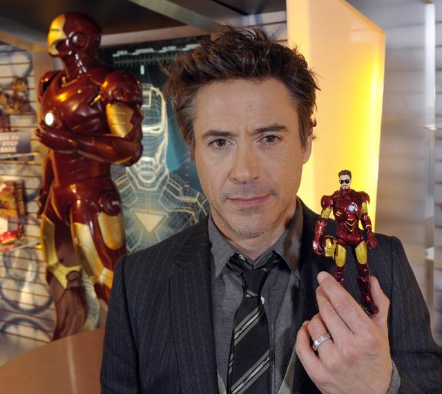 Ngắm mô hình đồ chơi các siêu anh hùng Marvel mà chỉ muốn hốt hết về làm bộ sưu tập - Ảnh 1.