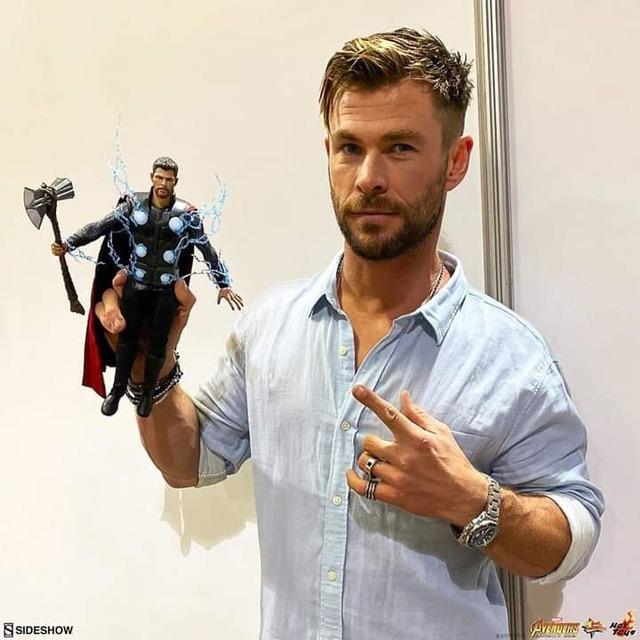 Ngắm mô hình đồ chơi các siêu anh hùng Marvel mà chỉ muốn hốt hết về làm bộ sưu tập - Ảnh 4.