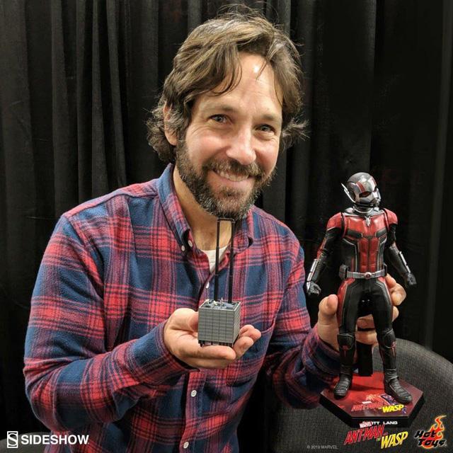 Ngắm mô hình đồ chơi các siêu anh hùng Marvel mà chỉ muốn hốt hết về làm bộ sưu tập - Ảnh 14.