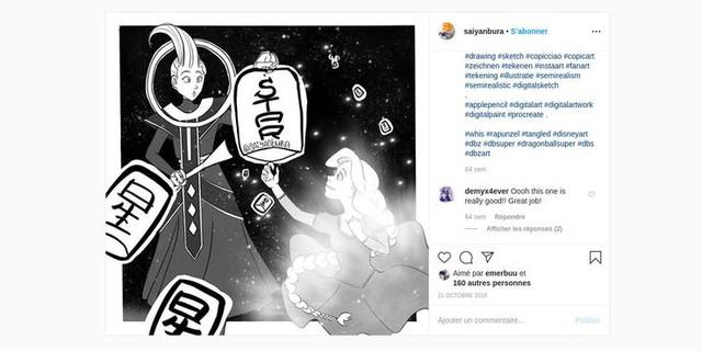 Ngỡ ngàng khi dàn nhân vật Dragon Ball gia nhập thế giới Disney, Vegeta hóa quái thú bên cạnh công chúa Bulma - Ảnh 5.