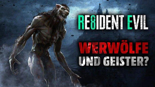 Resident Evil 8 lấy bối cảnh thời trung cổ với zombie mặc áo giáp cầm kiếm và Người Sói ? - Ảnh 1.