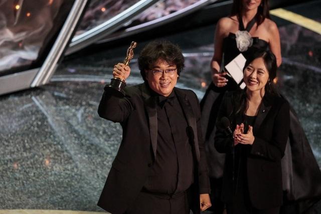 Parasite và cú ăn 3 lịch sử tại Oscar 2020: Giải to giải nhỏ đều ẵm trọn, đến chú Bong Joon Ho còn stress - Ảnh 12.