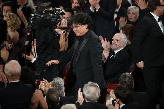 Parasite và cú ăn 3 lịch sử tại Oscar 2020: Giải to giải nhỏ đều ẵm trọn, đến chú Bong Joon Ho còn stress - Ảnh 9.