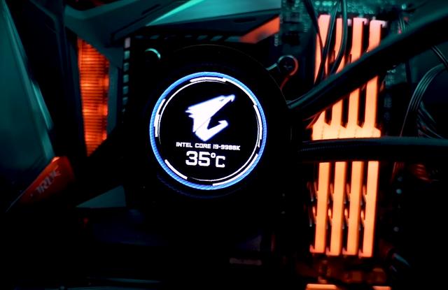 Đánh giá nhanh Aorus Liquid Cooler 360: Tản nhiệt nước đặc trị CPU khủng - Ảnh 8.