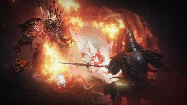 Nioh 2 - Game khó nhất 2020 lộ loạt ảnh screenshot đẹp lung linh - Ảnh 10.