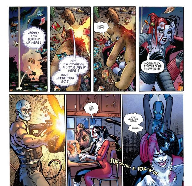 Birds of Prey: Những sự thật mà bạn chưa biết về linh cẩu Bruce và con hải ly nhồi bông của Harley Quinn - Ảnh 8.