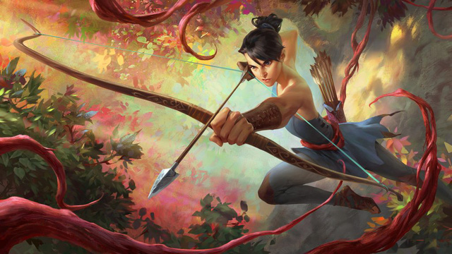 Riot Games ra mắt đầu truyện ngắn về Akali, tiện thể hé lộ luôn tướng mới: Faey - Một xạ thủ đi rừng? - Ảnh 2.