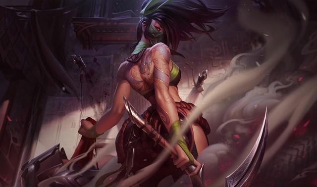 Riot Games ra mắt đầu truyện ngắn về Akali, tiện thể hé lộ luôn tướng mới: Faey - Một xạ thủ đi rừng? - Ảnh 1.