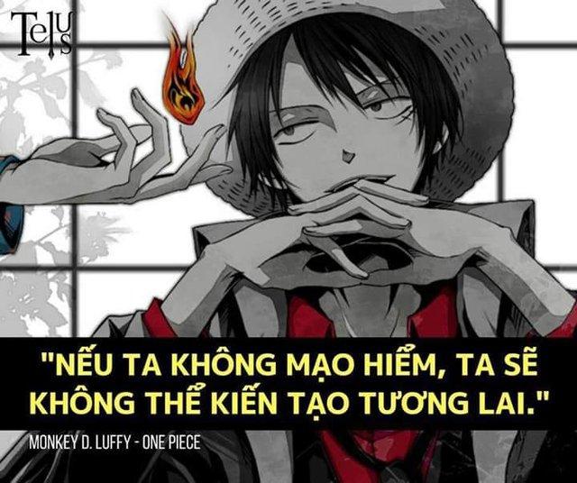 Cẩm nang các câu nói nổi tiếng trong truyện tranh One Piece giúp định hướng phương châm sống - Ảnh 28.