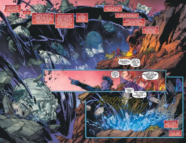 Không chỉ còn là 1 siêu anh hùng, The Flash sẽ trở thành 1 vị thần hùng mạnh - Ảnh 4.
