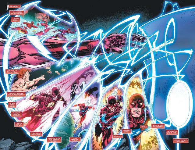 Không chỉ còn là 1 siêu anh hùng, The Flash sẽ trở thành 1 vị thần hùng mạnh - Ảnh 5.