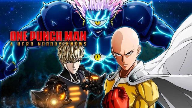 """Game đỉnh về One Punch Man: """"Thánh phồng tôm"""" Saitama sẽ có skill một đấm bay màu hệt như trong truyện - Ảnh 1."""