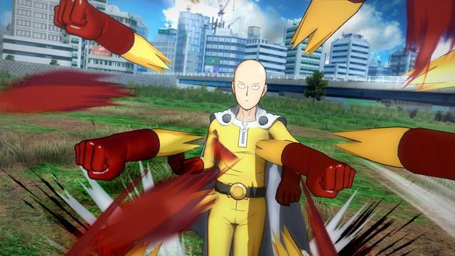 """Game đỉnh về One Punch Man: """"Thánh phồng tôm"""" Saitama sẽ có skill một đấm bay màu hệt như trong truyện - Ảnh 3."""