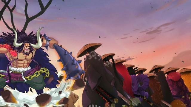 One Piece: Oden trao đổi điều kiện với Kaido, hiên ngang bước vào dầu đun sôi - Ảnh 3.