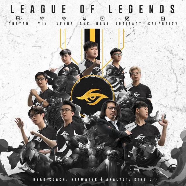 Chính thức: Lowkey Esports đổi tên thành Team Secret - Ảnh 2.