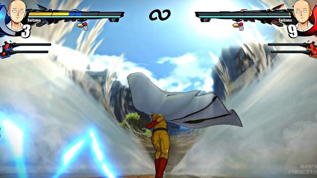 """Game đỉnh về One Punch Man: """"Thánh phồng tôm"""" Saitama sẽ có skill một đấm bay màu hệt như trong truyện - Ảnh 4."""