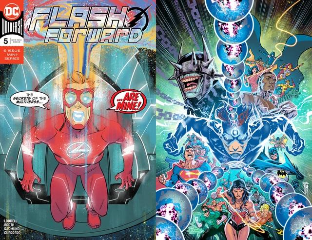 Không chỉ còn là 1 siêu anh hùng, The Flash sẽ trở thành 1 vị thần hùng mạnh - Ảnh 6.
