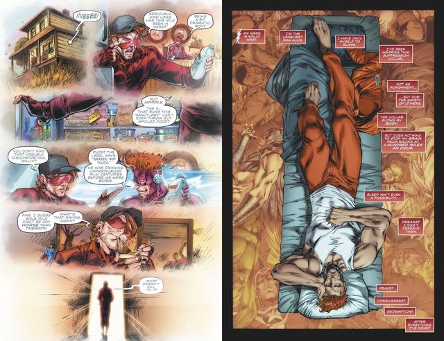 Không chỉ còn là 1 siêu anh hùng, The Flash sẽ trở thành 1 vị thần hùng mạnh - Ảnh 1.