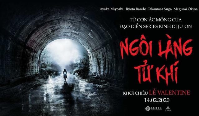 Ngôi Làng Tử Khí, tựa phim kinh dị sắp sửa công chiếu tại Việt Nam hứa hẹn sẽ được chuyển thể thành game mobile - Ảnh 1.