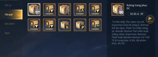 Liên Quân Mobile: Game thủ mở 49 Rương DC trúng hẳn 2 tướng giá 28.888 vàng và 2 skin bậc S - Ảnh 3.