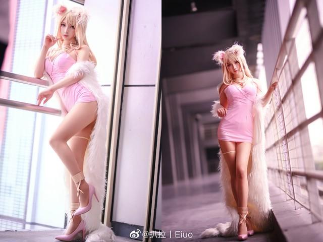 [Góc FA] - Giải sầu ngày Valentine với bộ ảnh cosplay Ahri nóng bỏng xua tan ngày mưa lạnh giá - Ảnh 6.
