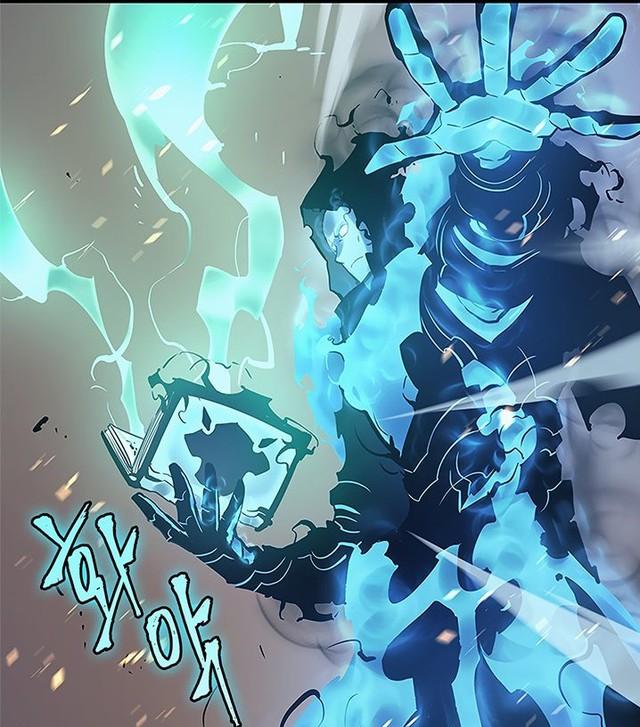 Solo Leveling chương 105: Cha Hae In được cứu sống, Jin Woo có thêm lính mới cực kỳ bá đạo - Ảnh 1.
