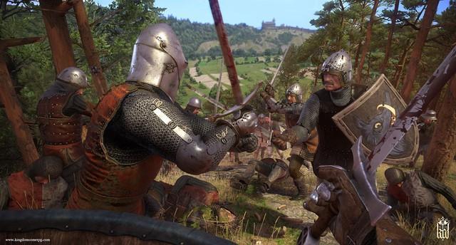 Chỉ 1 click, nhận miễn phí vĩnh viễn game nhập vai đỉnh cao Kingdom Come: Deliverance - Ảnh 3.