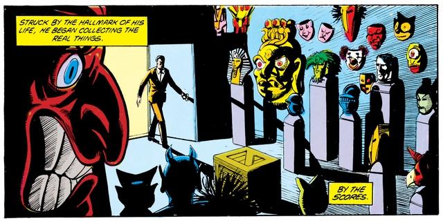 Birds of Prey: Black Mask - Thanh niên ám ảnh nặng với khẩu trang - Ảnh 2.