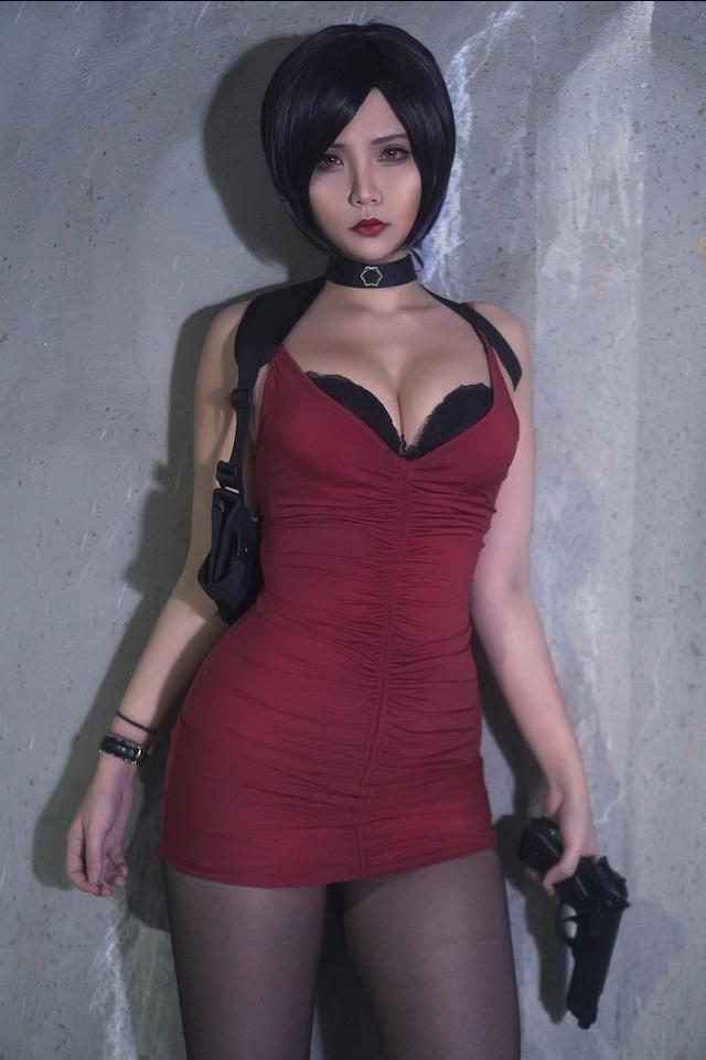 Những nữ chính bốc lửa nhất trong thế giới game, được Cosplay bởi độ quyến rũ và sexy đến khó cưỡng - Ảnh 2.
