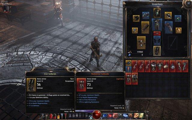 Diablo IV lại toát mồ hôi vì xuất hiện đối thủ mới quá đỉnh - Ảnh 2.