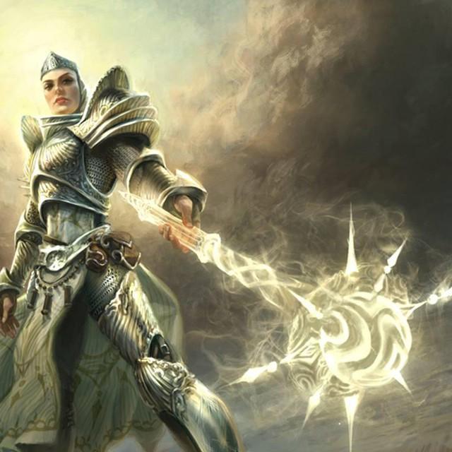 Những vũ khí thần thoại có sức mạnh ngang ngửa với búa Mjolnir của Thor - Ảnh 2.