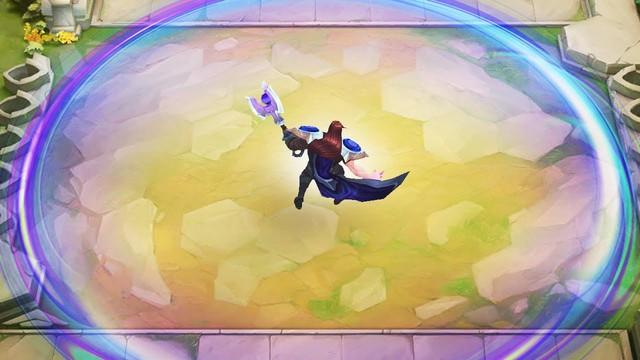 Đấu Trường Chân Lý: Đội hình Cầu Vồng Tối Thượng cực dị với Lux Carry siêu mạnh - Ảnh 1.