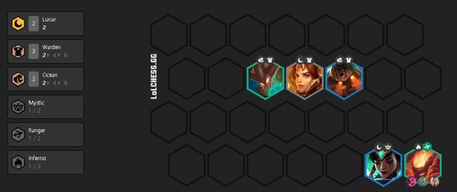 Đấu Trường Chân Lý: Đội hình Cầu Vồng Tối Thượng cực dị với Lux Carry siêu mạnh - Ảnh 3.