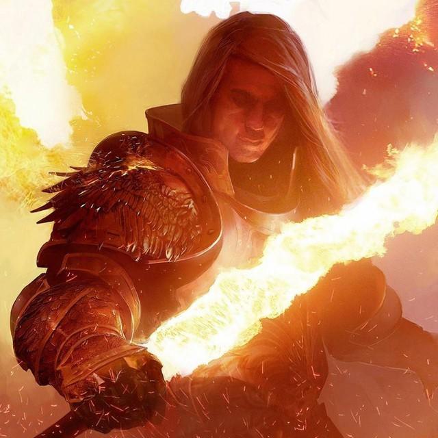 Những vũ khí thần thoại có sức mạnh ngang ngửa với búa Mjolnir của Thor - Ảnh 5.