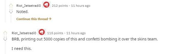 Ăn mặn hậu Valentine - Game thủ tạo ra ý tưởng về Urgot, RekSai Tình Ái, nhân viên Riot cũng ủng hộ - Ảnh 3.