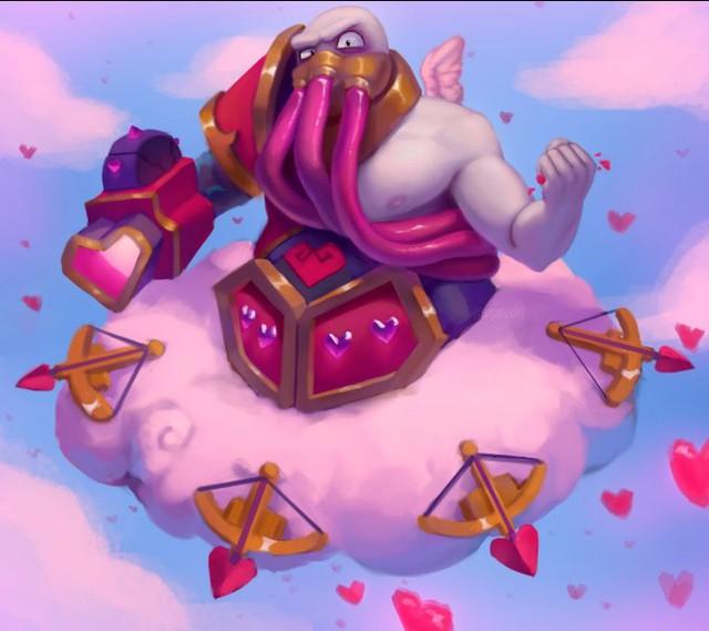 Ăn mặn hậu Valentine - Game thủ tạo ra ý tưởng về Urgot, RekSai Tình Ái, nhân viên Riot cũng ủng hộ - Ảnh 2.