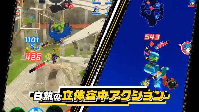Kick-Flight, tựa game đậm chất Anime với phong cách chiến đấu độc dị cực kỳ vui nhộn chính thức ra mắt. - Ảnh 4.
