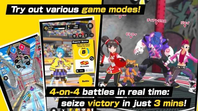 Kick-Flight, tựa game đậm chất Anime với phong cách chiến đấu độc dị cực kỳ vui nhộn chính thức ra mắt. - Ảnh 3.