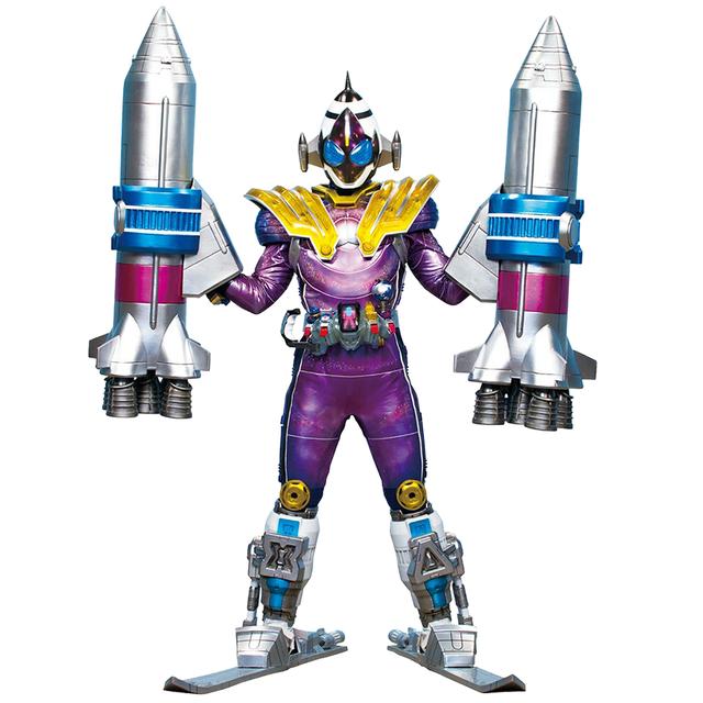 Kamen Rider: Top 10 Extra Form của các Kamen Rider chính (P. 1) - Ảnh 5.