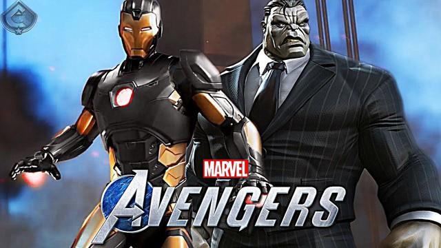Đã có thể đặt mua trước bom tấn Marvel's Avengers trên Steam - ảnh 2